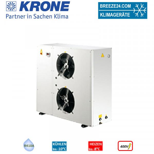 Krone MCY-19-WP Luftgekühlter Kalltwassersatz mit WP-Funktion 400V 17,3 kW