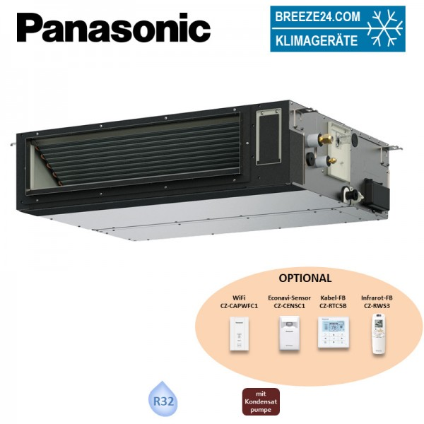 Panasonic Kanalgerät 5,7/6,8 kW S-6071PF3E PACi NX Elite R32
