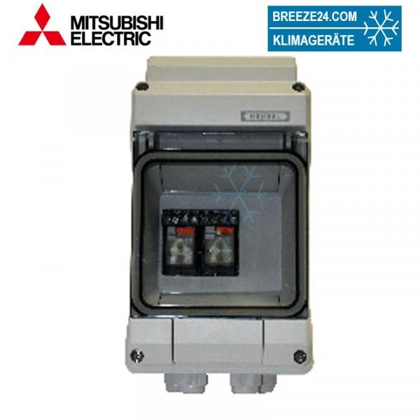 Relais-Box für Wärmepumpenplatine PAC-IF051/061B-E