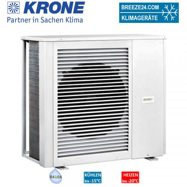 RWL 80 DC Luftgekühlter Kaltwasser-Erzeuger mit WP-Funktion