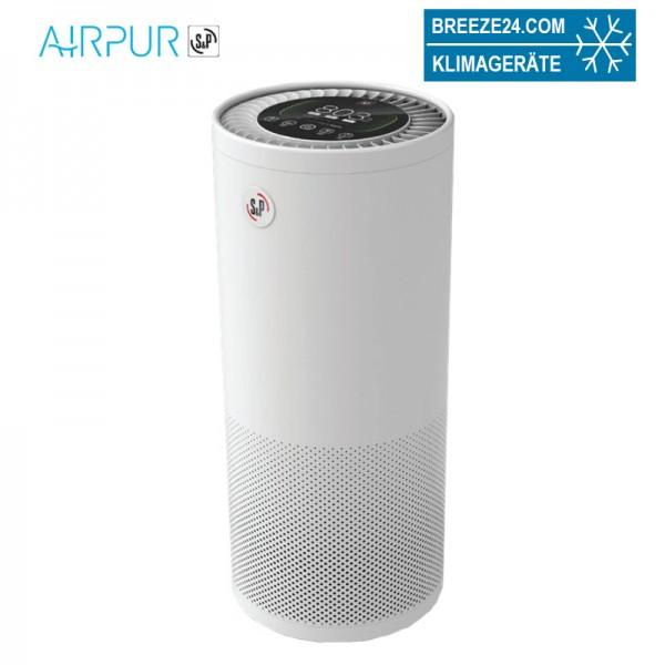 AIRPUR 360° Luftreiniger mit HEPA 13 Filter für 50m² Fläche
