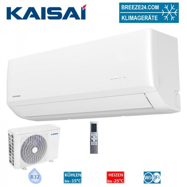 Kaisai Set Wandgerät Pro+ 3,5 kW - KSN-12PRBI + KSN-12PRBO R32 Klimaanlage