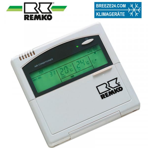 Kabel-Fernbedienung mit Bus-Anschlussleitung für KWD/KWD EC Deckenkassette