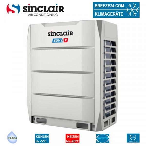 Sinclair SDV4-280EAF VRF Außengerät für bis zu 16 Innengeräte 28,0 kW