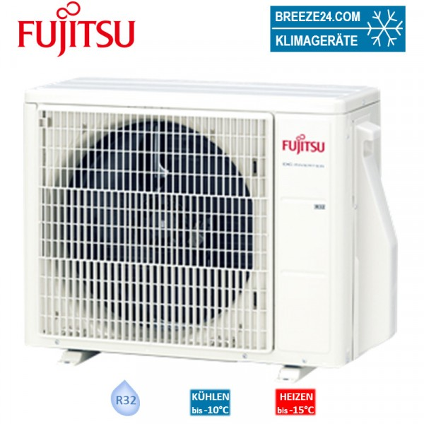 Fujitsu Außengerät 5,2 kW - AOYG18KLCA R32