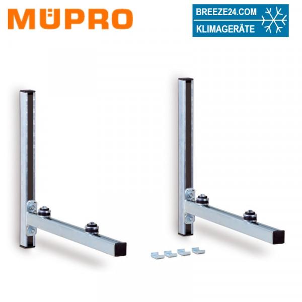 MPC-Konsolenset mit Schalldämmung, Länge: 560 mm