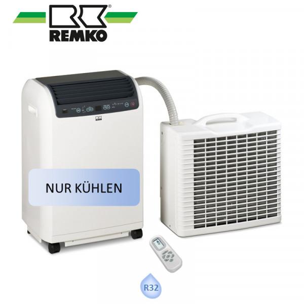 Remko RKL 495 DC weiß nur Kühlen R32