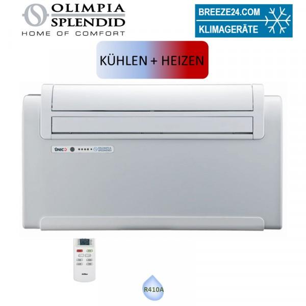 Olimpia Splendid Unico Inverter 12 HP Monoblock-Klimagerät Kühlen und Heizen 2,7 kW