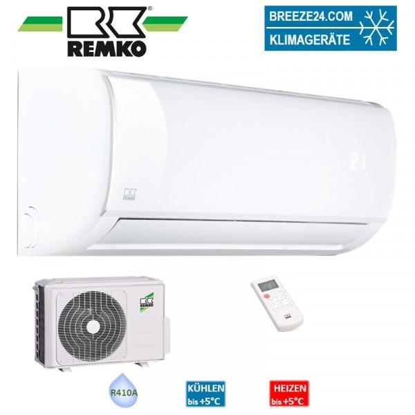 Remko Set Wandgerät Inverter Bologna 3,5 kW - BL 353 DC + Außengerät R410A Klimaanlage