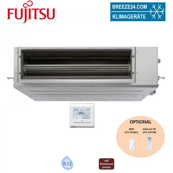 Fujitsu Kanalgerät eco13,4 kW - ARXG 54KHTAP Medium (Nur Monosplit)400 V R32