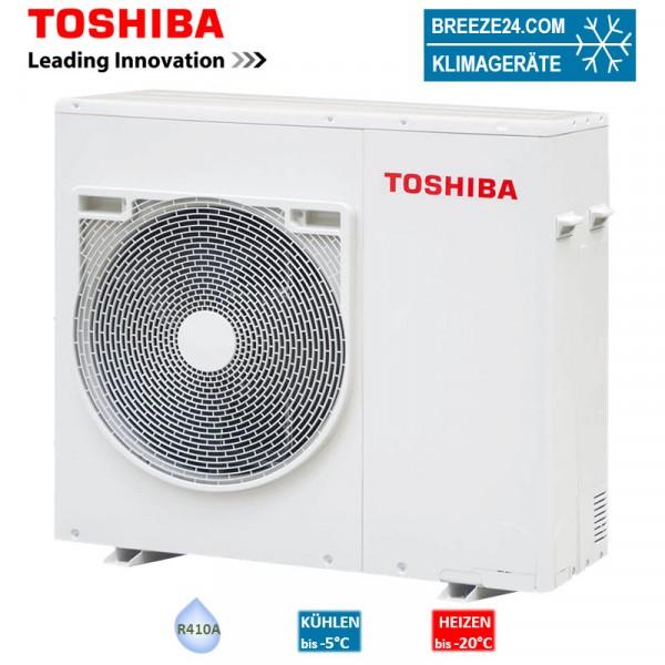 Toshiba MCY-MHP0406HT-E VRF-Außengerät für bis zu 8 Innengeräte 12,1 kW