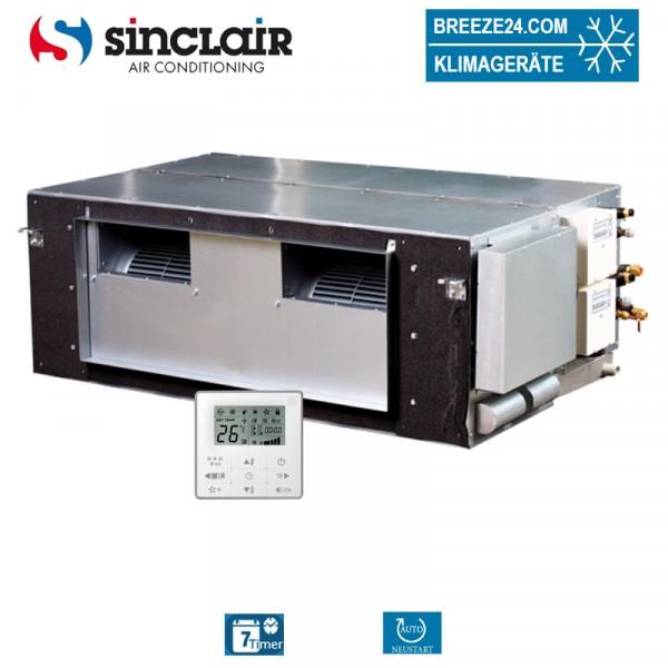 SDV4-90DHAF Kanalgerät hohe Pressung VRF