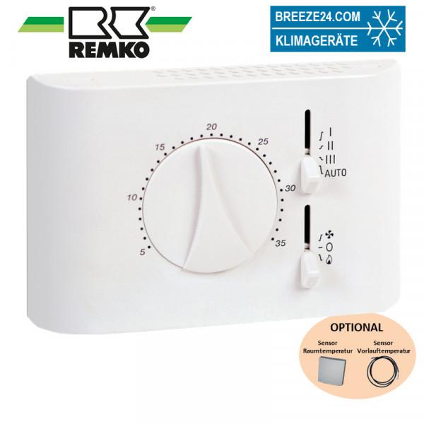 RR-22.2 Raumtemperatur-Regelung