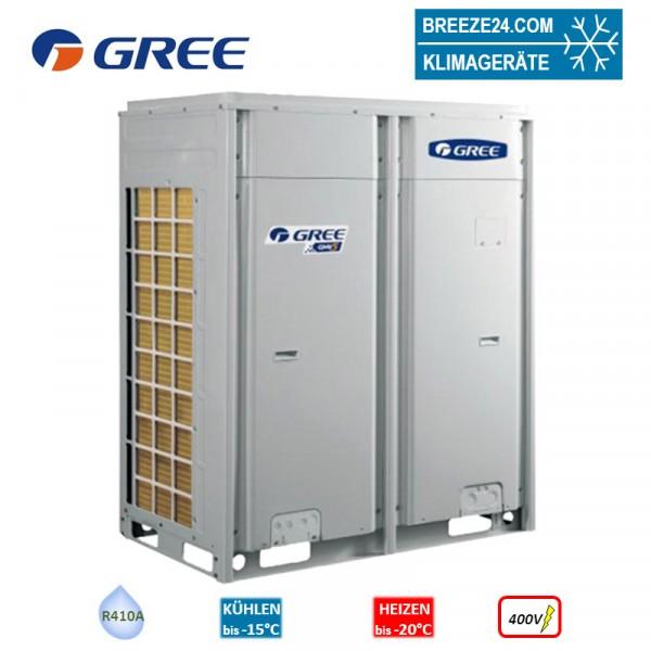 GREE GMV-450WME-X VRF Außengerät 400V für bis zu 26 Innengeräte 45,0 kW