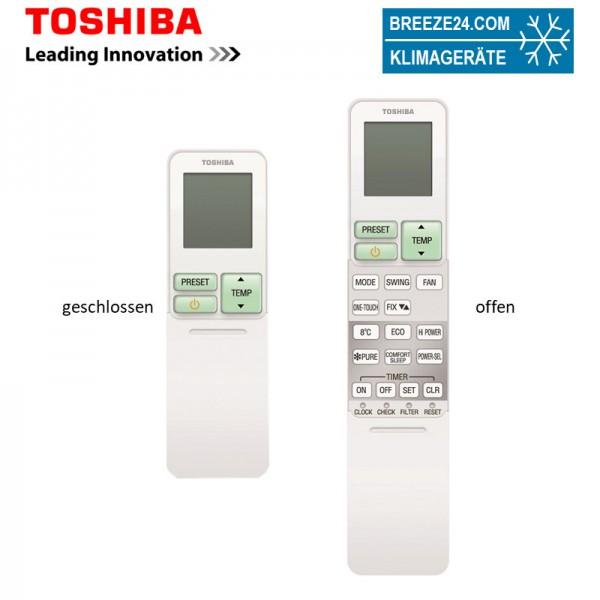 Toshiba RB-RXS33-E IR-Fernbedienung mit erweiterten Funktionen
