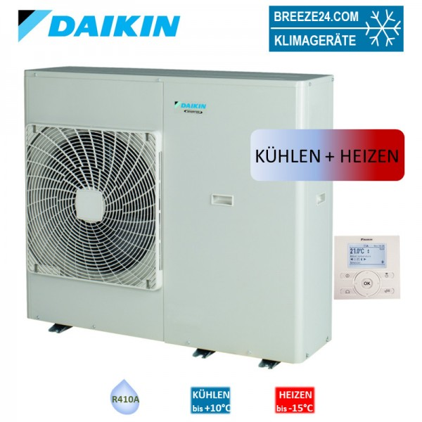 EWYQ-BVP006 Luftgekühlter Kaltwassersatz Kühlen und Heizen