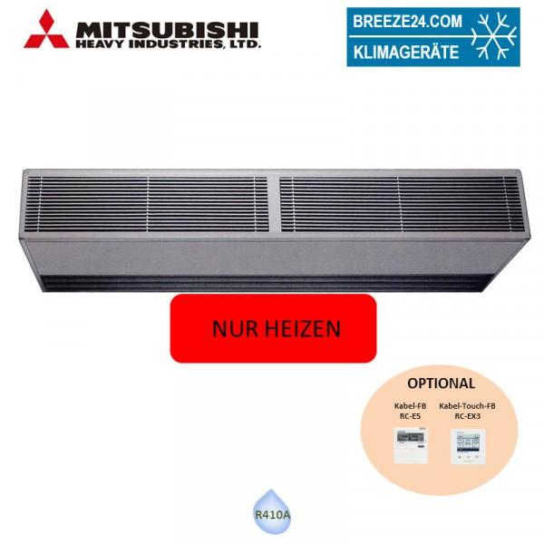 Mitsubishi Heavy Türluftschleier FDSZ3002HV (Nur Heizen) R410A