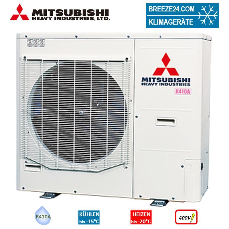 Mitsubishi Heavy FDC 155 KXZES1 Außengerät für 1-10 Innengeräte VRF 400V 15,5 kW