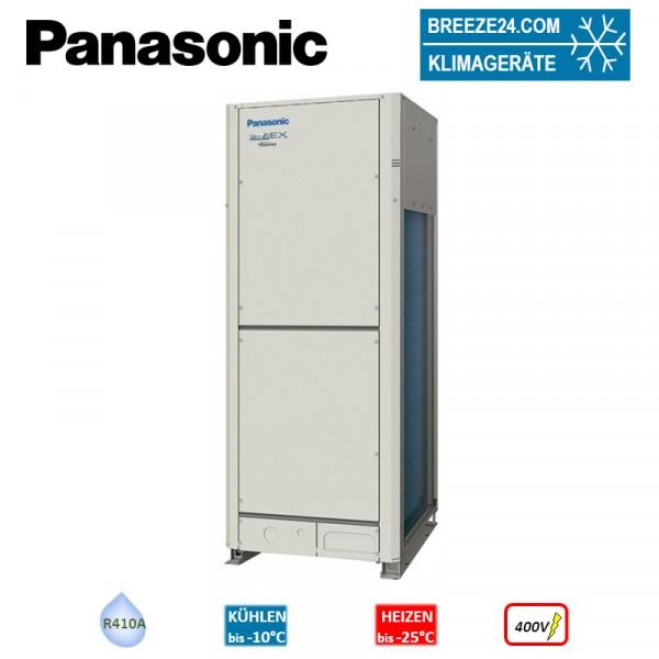 Panasonic U-8ME2E8 (KA-PE2WAYME2 8) VRF Aussengerät für bis zu 20 Innengeräte 400V 22,4 kW