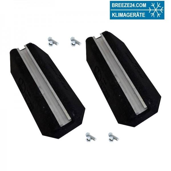 2 x Dämpfungssockel SBR-400X180X95MM-41/22