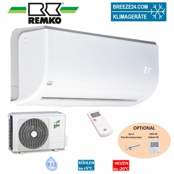 Set RVT 524 ARCTIC + Wärmepumpe