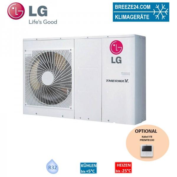 LG Electronics HM071M-U43 Kompakt Wärmepumpe 7,0 kW