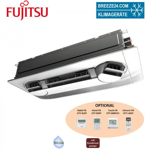 Fujitsu VRF 1-Wege-Deckenkassette AUXS 024GLEH - 7,1 kW