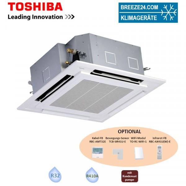 Toshiba RAV-GM801UT-E 4-Wege-Deckenkassette (Simultan)7,1 kW