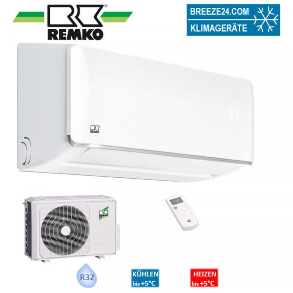 Set ML 525 DC Wandgerät + Außengerät R32 Remko Klimaanlage