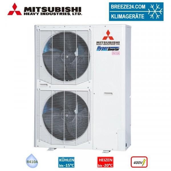 Mitsubishi Heavy Außengerät 12,5 kW - FDC125VSX 400V R410A