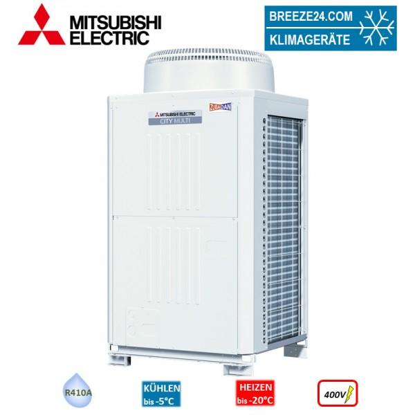 Mitsubishi Electric PUHY-HP200YHM-A VRF-Außengerät City Multi für 1 bis 17 Innengeräte 22,4 kW