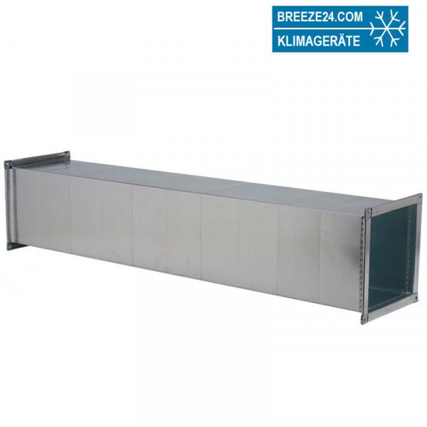 Lüftungskanal rechteckig (pro m²)
