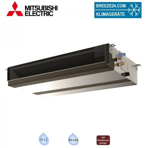 Mitsubishi Electric VRF Kanaleinbaugerät 14,0 kW - PEFY-M125VMA-A mittlere statische Pressung R32 od