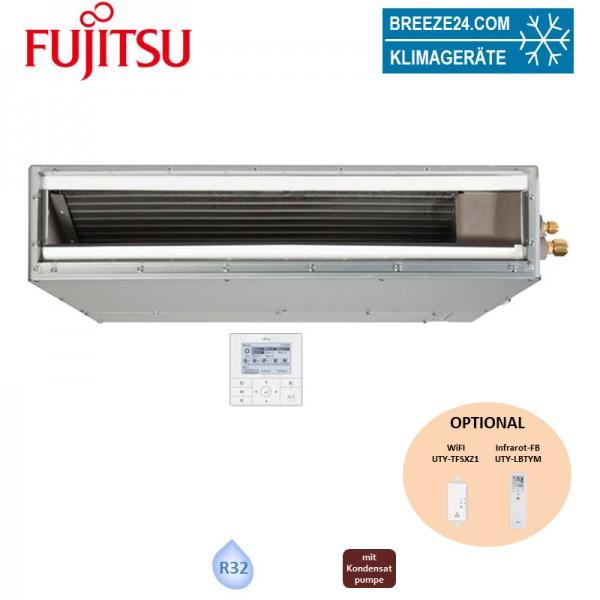 Fujitsu Kanalgerät eco 5,2 kW ARXG 18KLLAP Slim (Nur Monosplit) R32