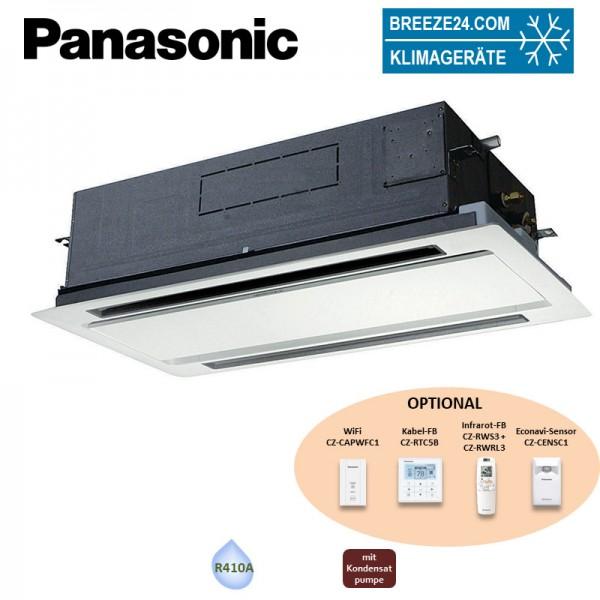 Panasonic S-73ML1E5 VRF 2-Wege-Deckenkassette mit Blende CZ-03KPL2