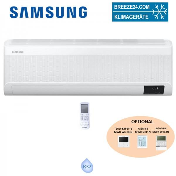 Samsung Wandgerät Wind-Free Exklusiv 3,5 kW - AR 12 TXEAAWKN (Nur Multisplit NASA) R32