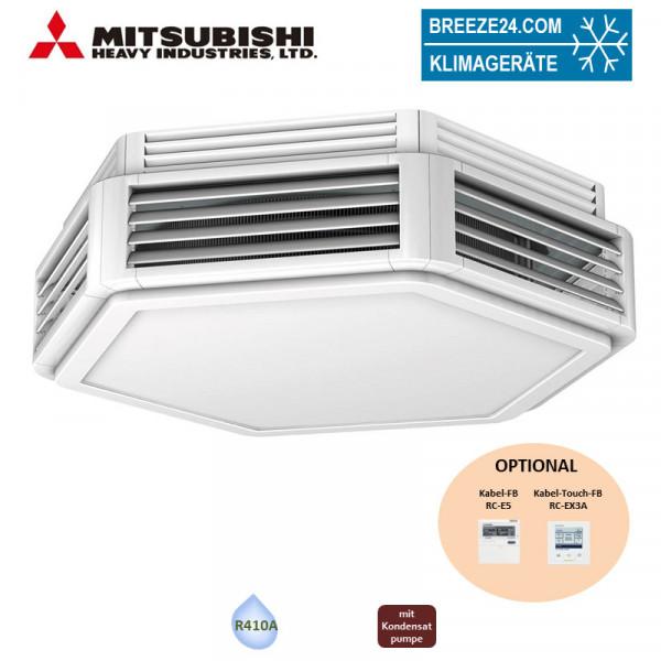 Mitsubishi Heavy Deckenkonvektor FDN 160 KXE6 EC.1 (11,2/14,0/16,0kW)