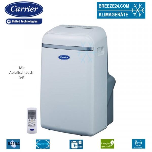 51QPD012NS Mobile Klimaanlage mit Abluftschlauch 3,3/2,8 KW