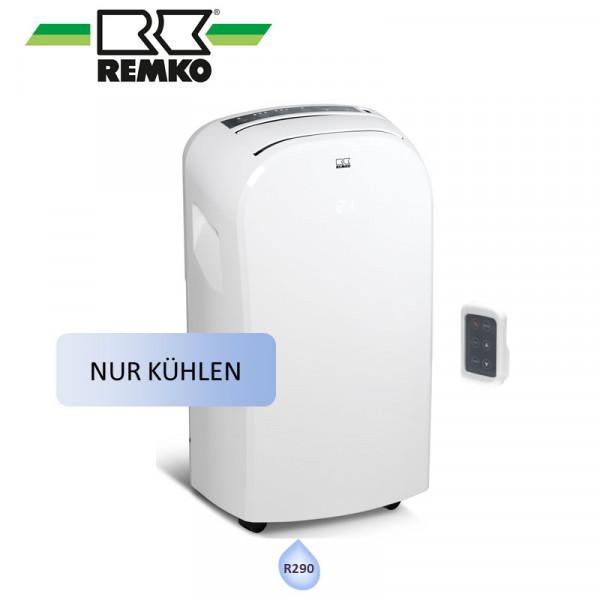 Remko MKT 255 Eco Mobile Klimaanlage nur Kühlen 2,6 kW