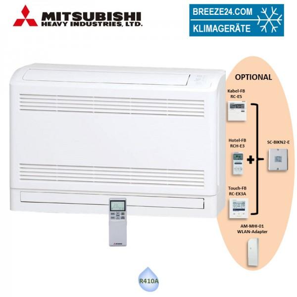 Mitsubishi Heavy Truhengerät 2,5 kW - SRF25ZMX-S R410A