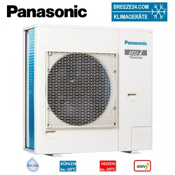 Panasonic U-4LE2E8 VRF Aussengerät für bis zu 10 Innengeräte 400V 12,1 kW