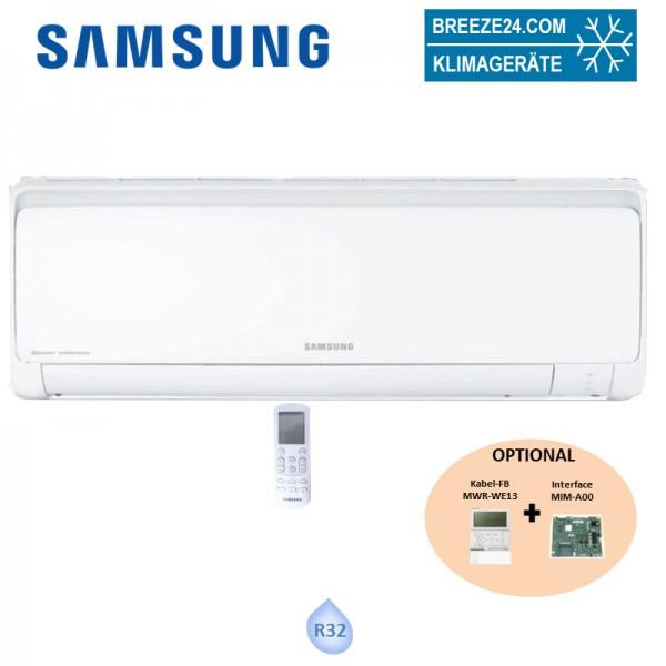 Samsung Wandgerät Maldives 3,5 kW - AR 12 RXFPEWQN (Nur Monosplit) R32