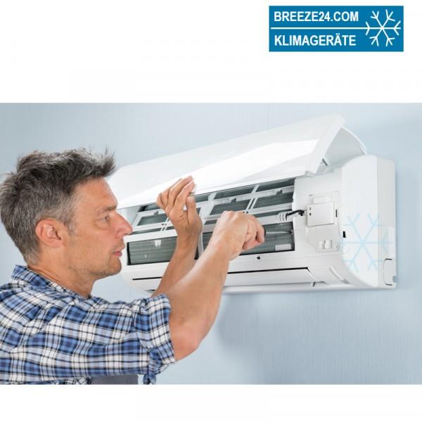Inbetriebnahmepauschale für Wärmepumpen Heizen/Kühlen