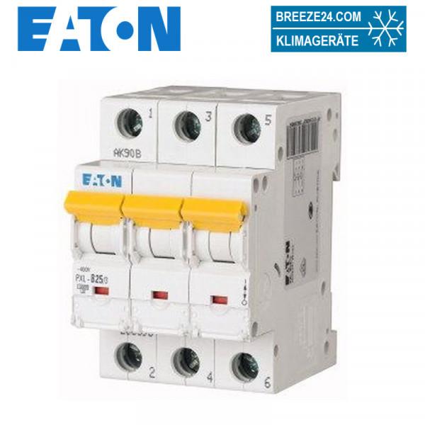 Leitungsschutzschalter PXL-C25/3 C25A 3polig
