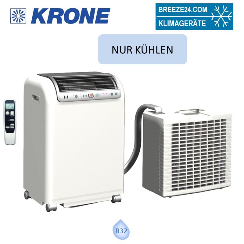 Krone RKL-495-R32 Mobiles Split-Raumklimagerät 4,3 kW