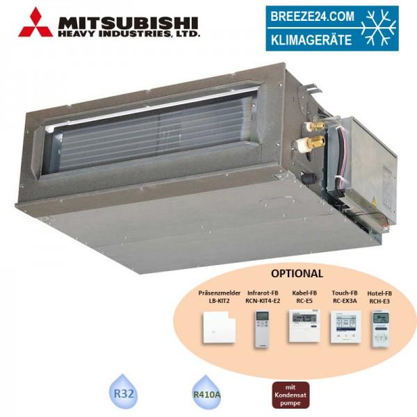 Mitsubishi Heavy Kanalgerät 12,5 kW - FDUM125VH - R32 oder R410A