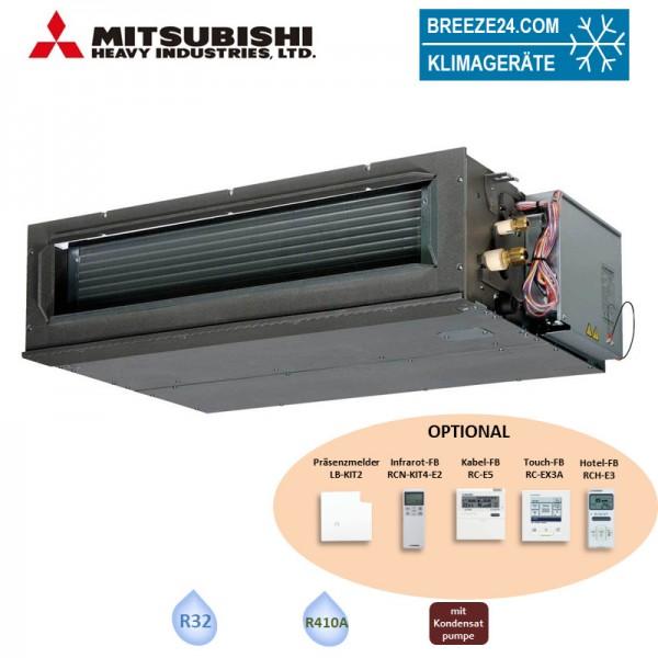 Mitsubishi Heavy Kanalgerät 10,0 kW - FDU100VH - R32 oder R410A