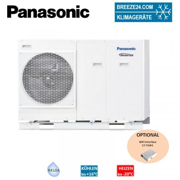Panasonic WH-MDC05H3E51 Aquarea Kompakt Wärmepumpe 4,5 kW