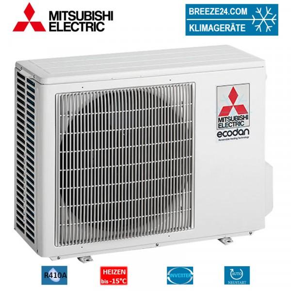 PUHZ-W50VHA Ecodan Wärmepumpe Außengerät