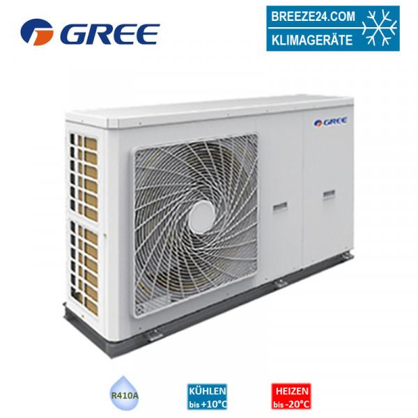 GREE HLR-10-K Kalltwassersatz mit WP-Funktion 7,5 kW